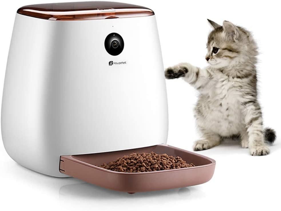 Comedero Houzetek para Gatos